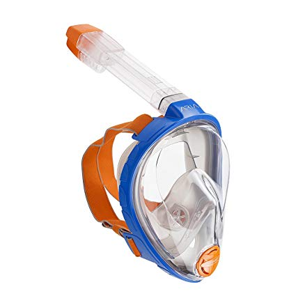 Комбинация целолицева маска и сух шнорхел ARIA CLASSIC - Ocean Reef